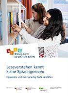 BiSS-Broschuere-Leseverstehen-Cover